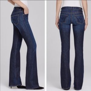 Citizens of Humanity Kelly dark wash jeans